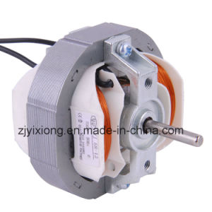 Copper Wire AC Shaded Pole Motor (YJ5812) Used in Domestic Ventilation System pictures & photos