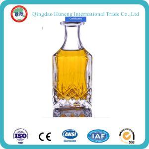 50ml/375ml/500ml/700ml Food Grade Flint Glass Vodka Bottle pictures & photos