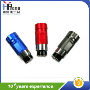 Nonrechargeable Mini Flashlight/LED Torch pictures & photos