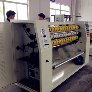BOPP Tape High Precision Automatic Cutting & Rewinding Machine pictures & photos