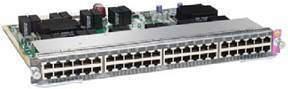 New Cisco Ws-X4648-Rj45V+E= 48 Port Poe Line Core Network Switch pictures & photos