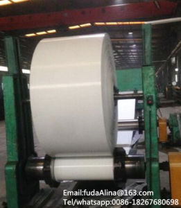 White Food Grade Rubber Conveyor Belt pictures & photos
