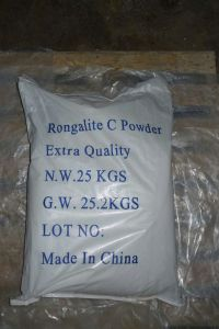 Sodium Formaldehyde Sulfoxylate Powder/Lump (Rongalite C) pictures & photos