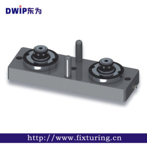 Erowa Compatible 2 Heads Heavy Duty Magnetic Pneumatic CNC Chuck pictures & photos
