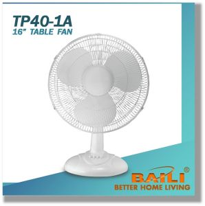 """16"""" Oscillating Table Fan with 3 Comfort Speeds pictures & photos"""