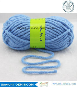 Scarf Wool Facny Yarn Best Selling Oeko Tex Quality 100g Balls Hand Knitting Speckled Yarn pictures & photos