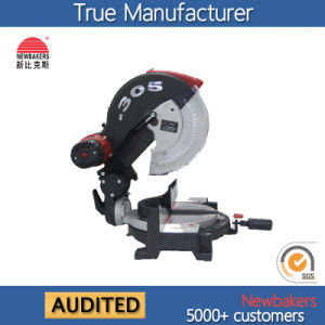 Cutting Machine Electronic Power Tools Miter Saw (GBK2-305PJL) pictures & photos