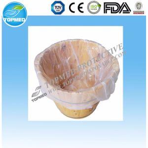 Nails Supplies Professional Best Quality Disposable Plastic Pedicure Tub Liner pictures & photos
