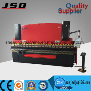 Jsd Stainless Steel Sheets CNC Press Brake with 4 Axis pictures & photos