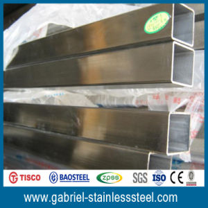 3 Inch Stainless 150X150 Steel Square Pipe Tubes pictures & photos