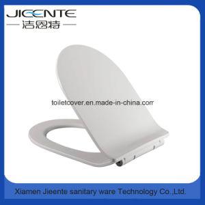 Soft Close Good Quality Plastic Toilet Seat pictures & photos