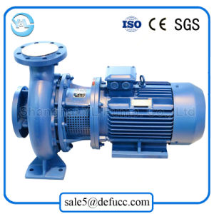 Motor Horizontal End Suction Centrifugal Water Pump for Dewatering pictures & photos