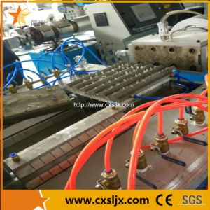 PVC Corner Bead Profile Extrusion Line pictures & photos