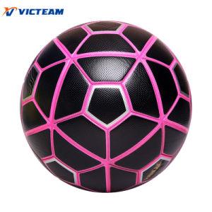 Indestructible High Rebound Pretty Soccer Balls pictures & photos