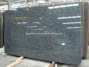 Natural Blue Pearl Granite Slab pictures & photos