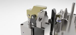 Oil Sump 4-Axis Hydraulic Fixture pictures & photos
