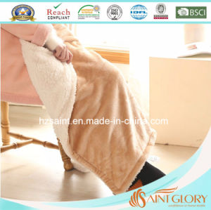 Wholesale All Season Two Layer Security Baby Blanket pictures & photos