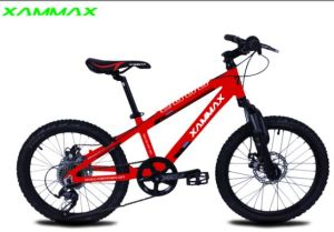 "20"" 7 Speed Aluminum Frame Mountain Bike Factory Supply"