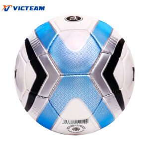Nfhs Quality Manual Stitched Textile Soccer Balls pictures & photos