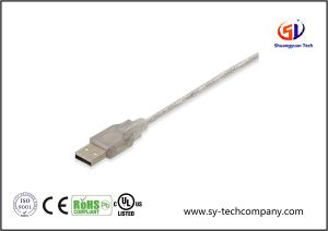 USB Cable to IEEE 1394 4 Pin Firewire Ilink Adapter Cable pictures & photos