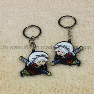 Promotional Character Acrylic Keychain. Printed Acrylic Keychain, Custom Acrylic Keyring pictures & photos