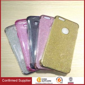 Newest Bling Bling IMD Glitter Comfortable TPU Mobile Phone Case pictures & photos