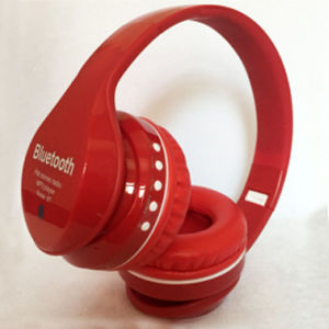 High Quality Wireless Bluetooth Headphone with FM Function pictures & photos