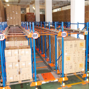 Pallet Shuttle with Intentory Management Function pictures & photos