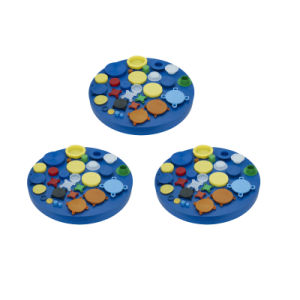 Kinds of Customized Plastic Bottle Caps pictures & photos