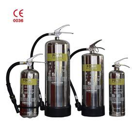 Stainless-Steel Foam Fire Extinguisher (CE) Ssf-06 pictures & photos