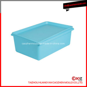 Plastic/Storage Container Injection Molding for Putting Clutter