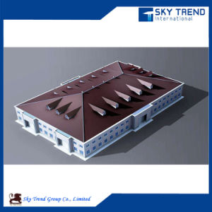 High Quality Steel Warehouse Good Performance Steel Structure for Construction Usage pictures & photos