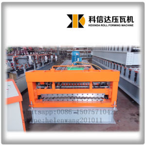 Roof Corrugated Roll Forming Machine pictures & photos