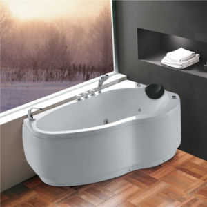 (K1280) Freestanding Acrylic Bathtubs / Massage Whirlpool Bathtubs pictures & photos