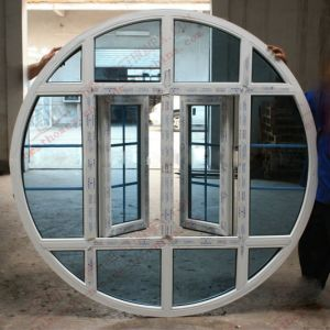 Unique Round Vinyl Window Suppplier in China (BHP-RW05) pictures & photos