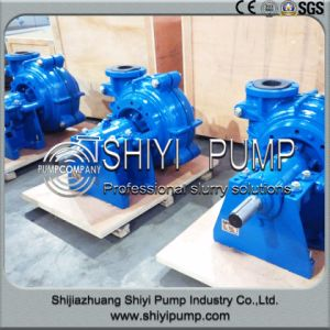 Rubber Single Stage Lime Grinding Slurry Pump pictures & photos