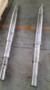 Hot Forged AISI4330 Alloy Steel Step Shaft pictures & photos