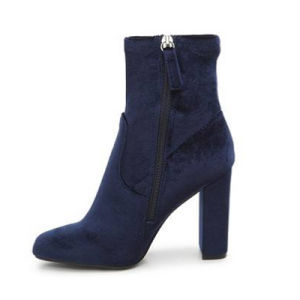 High Quality Shoes Lady Shoes Vintage Style Suede Girls/Women Boots pictures & photos