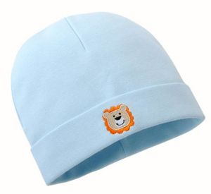 Newborn Baby 100 % Cotton Colourful Hat pictures & photos