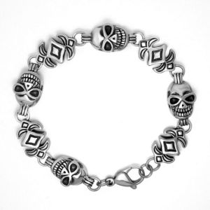 Personality Gothic Skull Men Bracelets Fashion Accessories pictures & photos