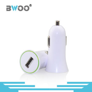 Hot-Selling Mini Dual USB 2.1A Car Charger pictures & photos