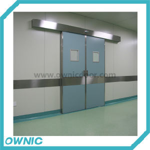 Automatic Sliding Door Double Open for Hospitals pictures & photos