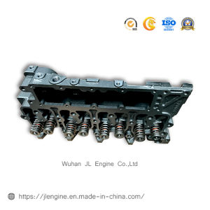 4b Cylinder Head Assembly with Valve Spring 3920005 pictures & photos