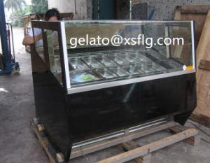 Ice Cream Cabinet; Ice Cream Showcase; Ice Cream Display pictures & photos
