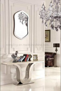 Strive Sanitary Ware Frameless Oval Mirror for Interior Decoration Furniture pictures & photos