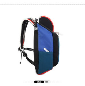 New Men and Women Casual Backpack Bag Korean Fashion Personality Cool Canvas Satchel Bag pictures & photos