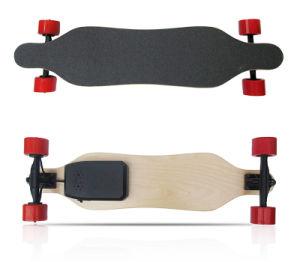 Wholesale 70mm Dual Hub Motor Electric Skateboard Mini Longboard