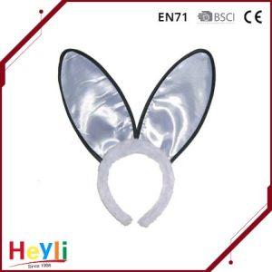 Lovely Fashion Party Headband Bunny Fat Ears Headband pictures & photos