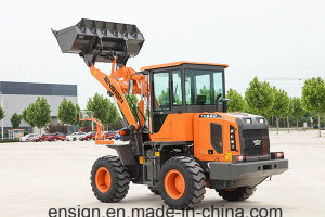 Ensign Wheel Loader Yx620 with Joystick and 1.0 M3 Bucket pictures & photos