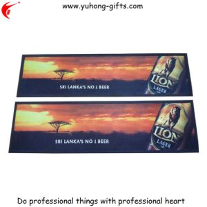 Eco-Friendly Non-Toxic Rubber Bar Mat for Promotion (YH-BM034) pictures & photos